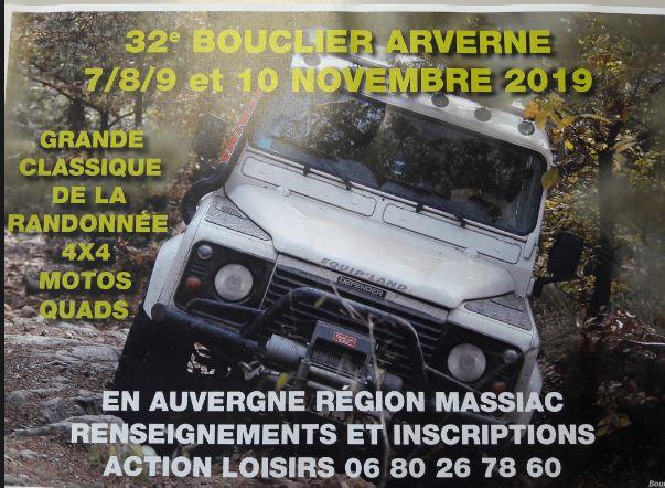 32 ème Bouclier Arverne 2019 Boucli10