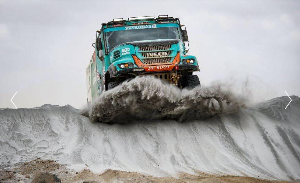 Dakar 2019 Iveco10
