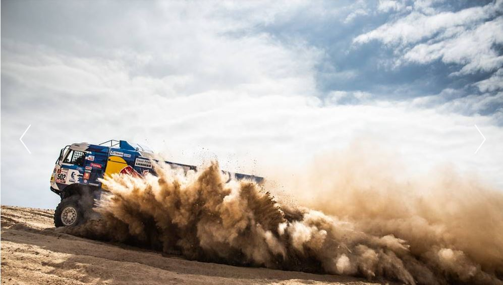 Dakar 2019 Kamaz10