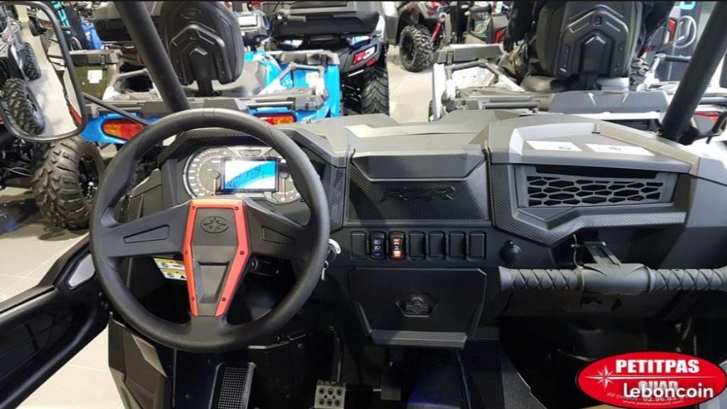 Nouveautés SSV 2019: Honda Talon 1000, Textron XX, Can Am Maverick Sport ... Rzr_xp12