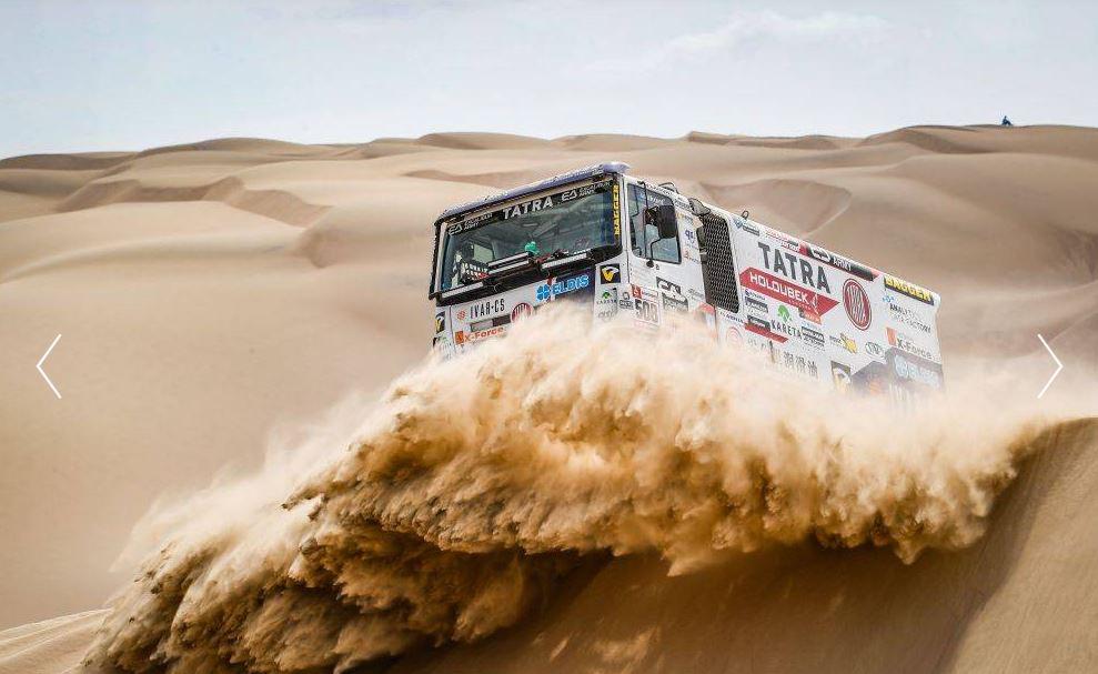 Dakar 2019 Tatra10