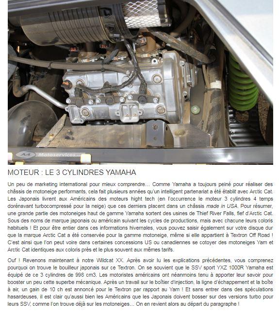 Nouveautés SSV 2019: Honda Talon 1000, Textron XX, Can Am Maverick Sport ... Textro11