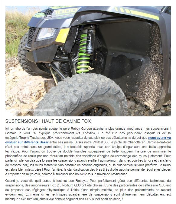Nouveautés SSV 2019: Honda Talon 1000, Textron XX, Can Am Maverick Sport ... Textro16