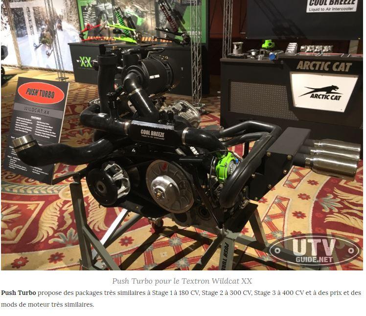 Nouveautés SSV 2019: Honda Talon 1000, Textron XX, Can Am Maverick Sport ... Textro20