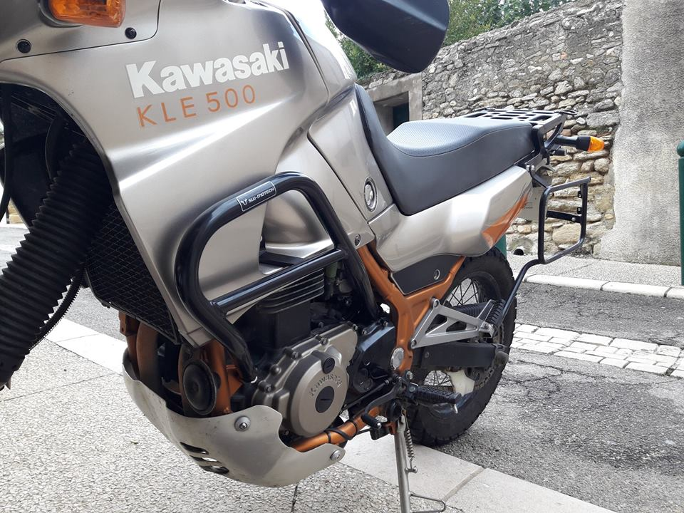 (Vendue) KLE 500 2006 Kle510