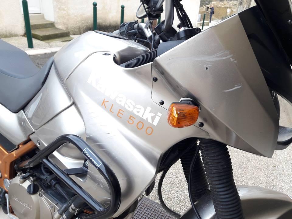 (Vendue) KLE 500 2006 Kle610