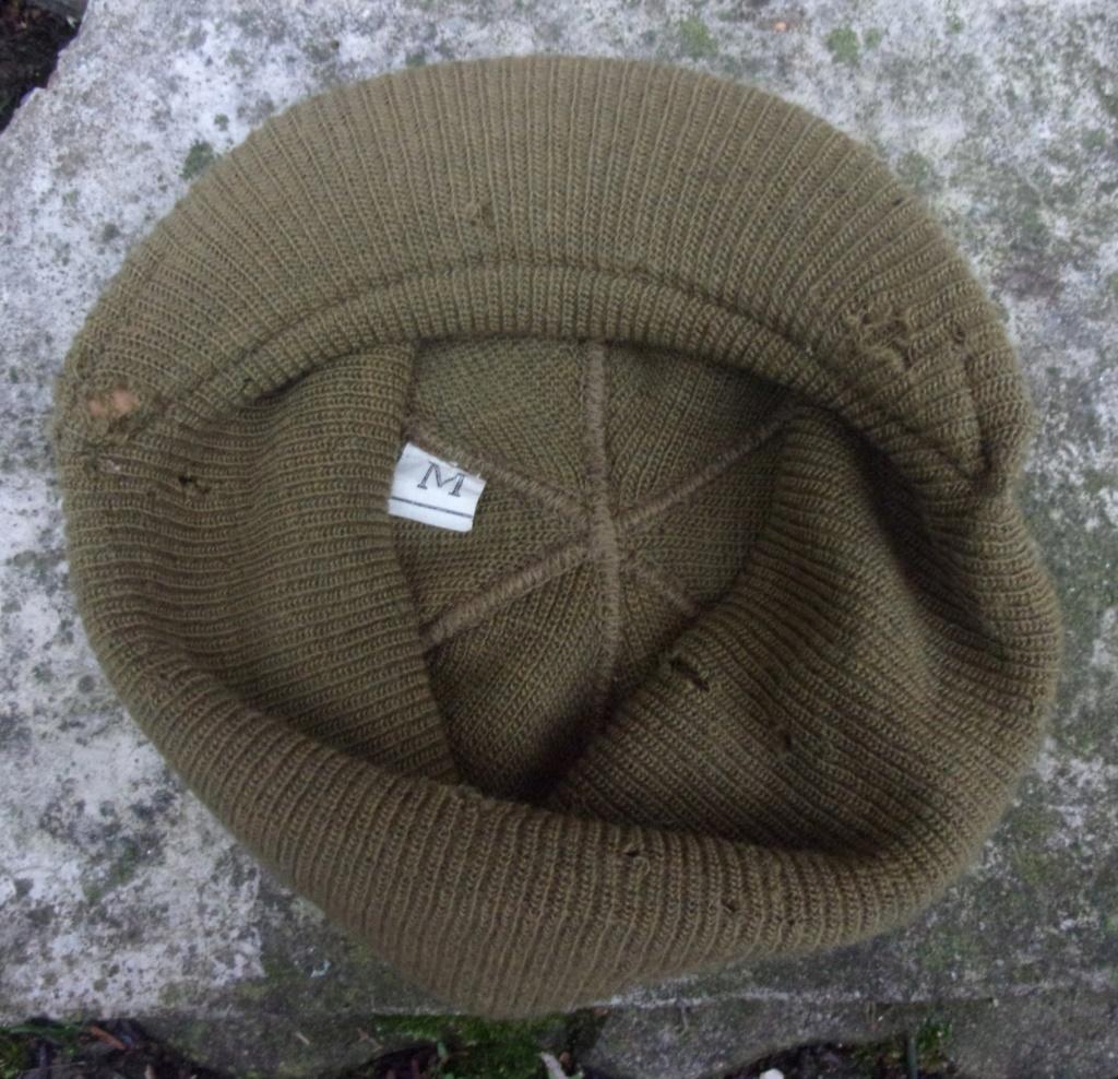 Wool knit cap M1941 (ou casquette beanie US) Beanie10