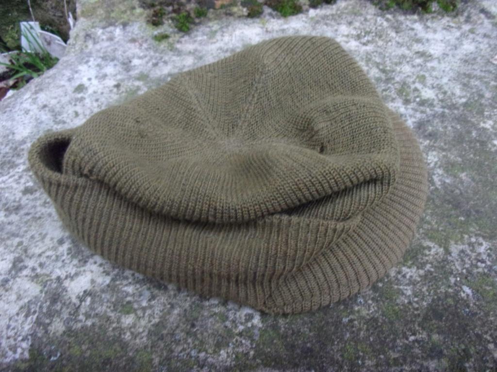 Wool knit cap M1941 (ou casquette beanie US) Beanie11