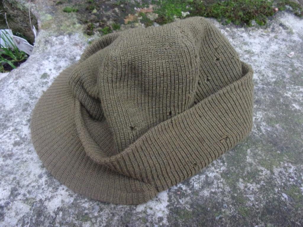 Wool knit cap M1941 (ou casquette beanie US) Beanie12