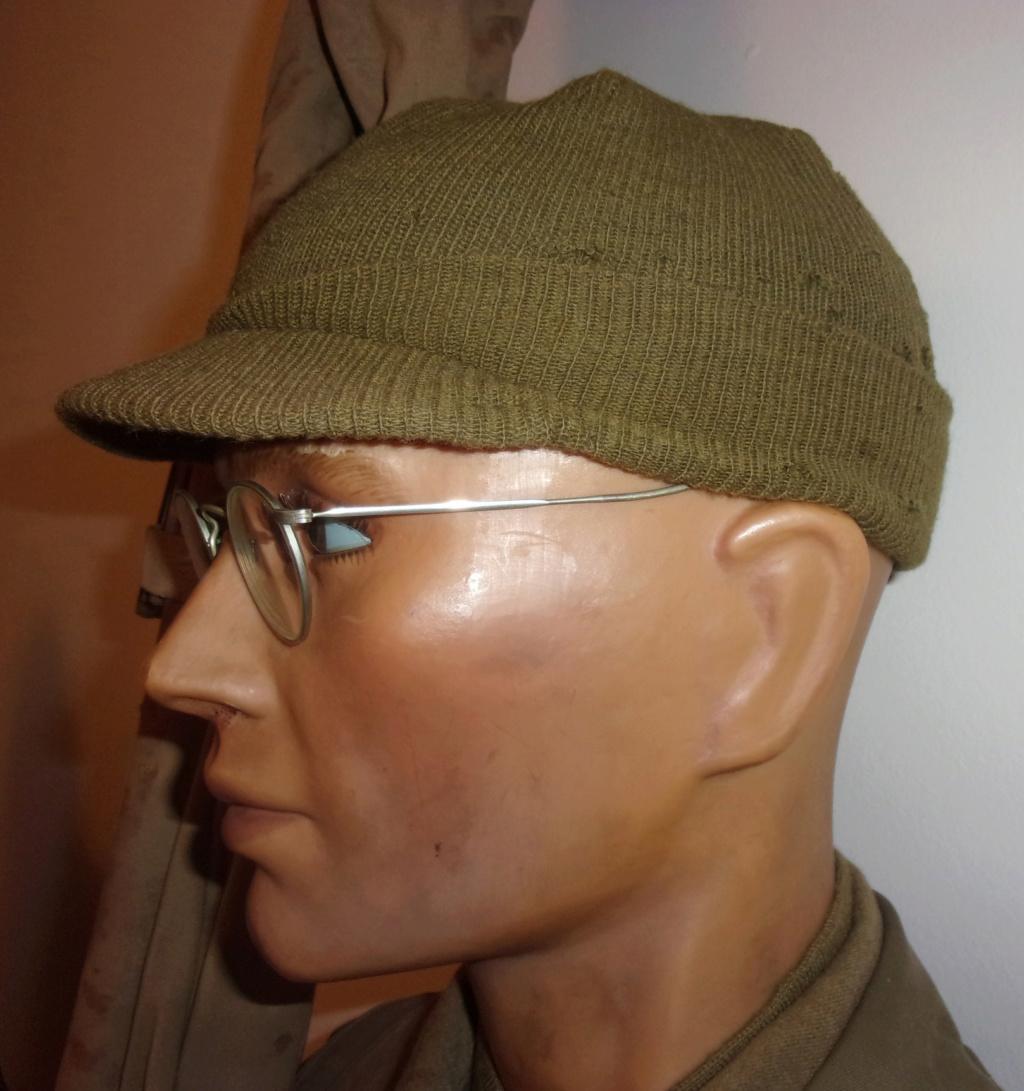 Wool knit cap M1941 (ou casquette beanie US) Beanie13