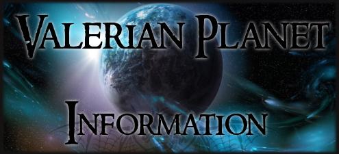 Valerian Planet Info