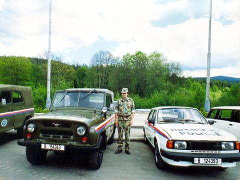 Czechoslovak border guards uniform 1990-1992 05_fot10
