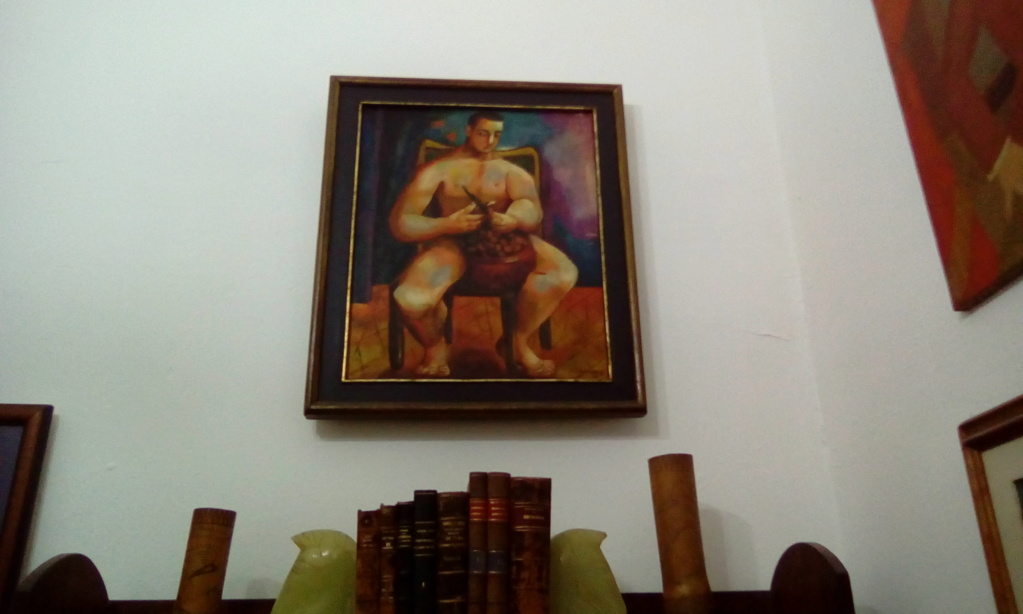 Musee Lezama Lima a la havane Img_2014