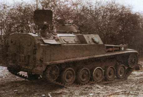 AMX 13 AU 50 Ratac10