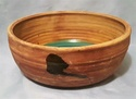 matte glaze pottery bowl Waterm51