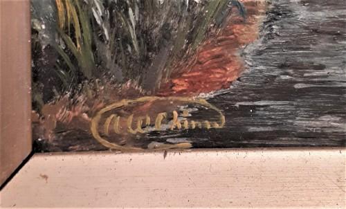 ID artist signature Water115