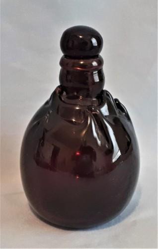 amethyst glass perfume Water124