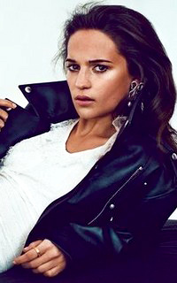 Alicia Vikander Alicia11
