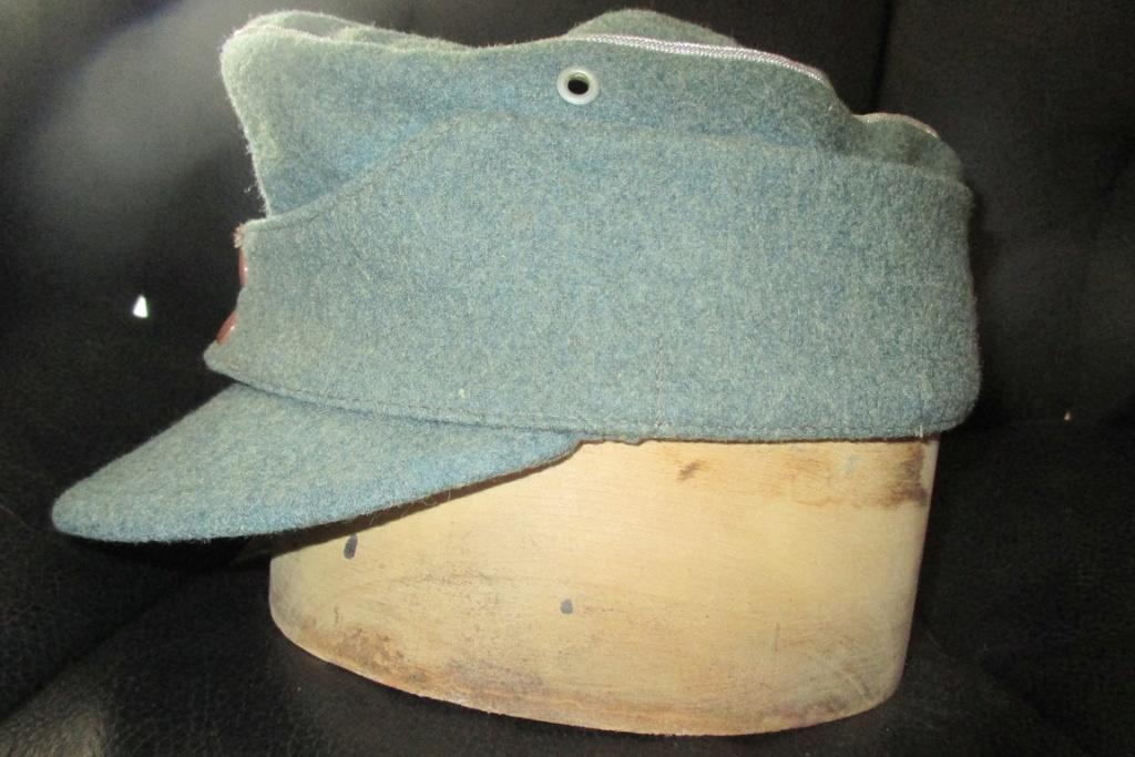 casquette officier M43 Polizei Img_1517