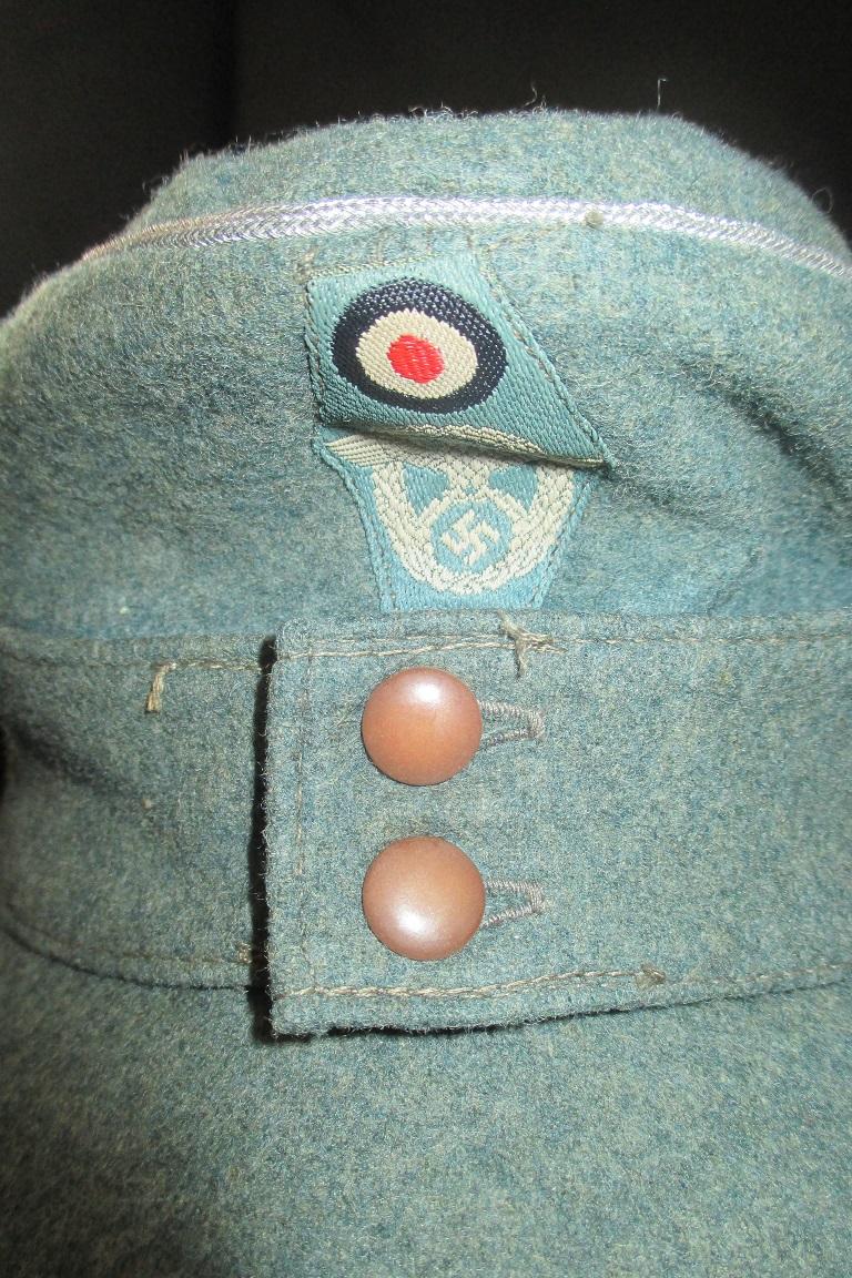 casquette officier M43 Polizei Img_1518