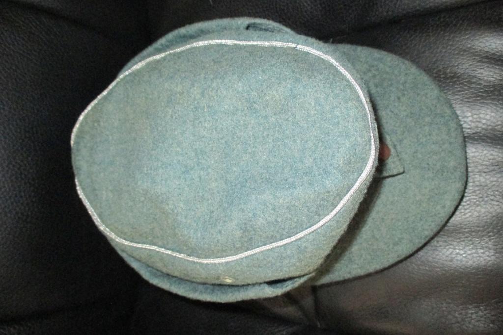 casquette officier M43 Polizei Img_1521