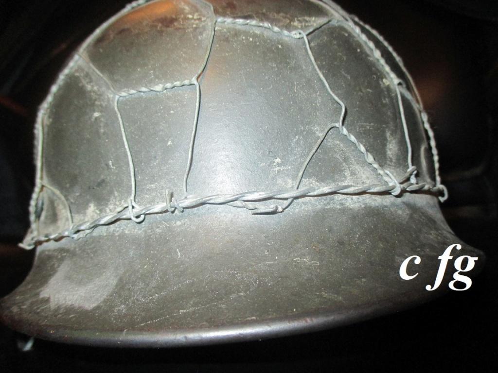 casque M40 grillagé Img_5327