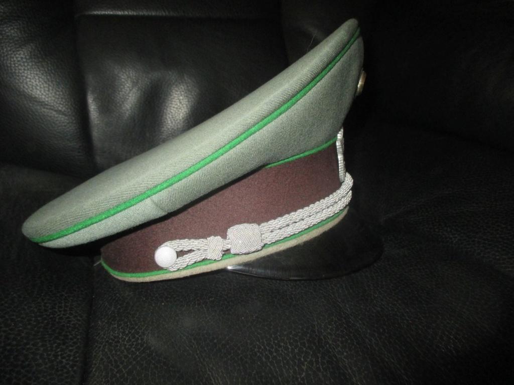 casquette officier Schutzpolizei Img_5730