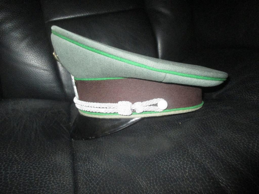 casquette officier Schutzpolizei Img_5731