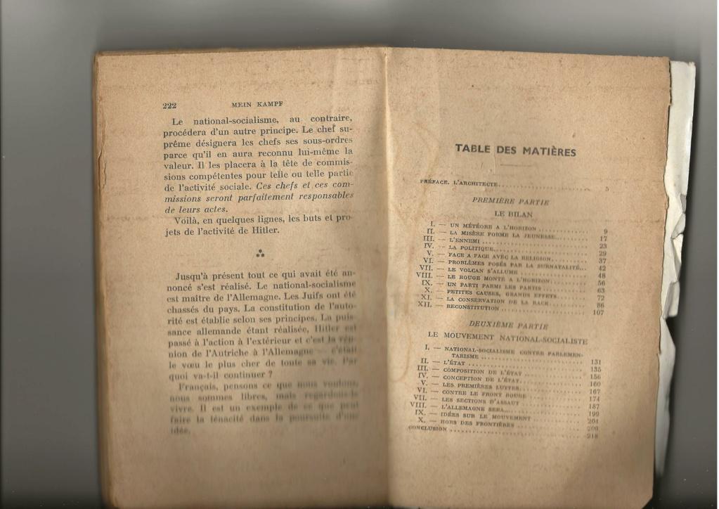 Mein kampf edition latine 1934 réservé aux collaborateurs Scan11