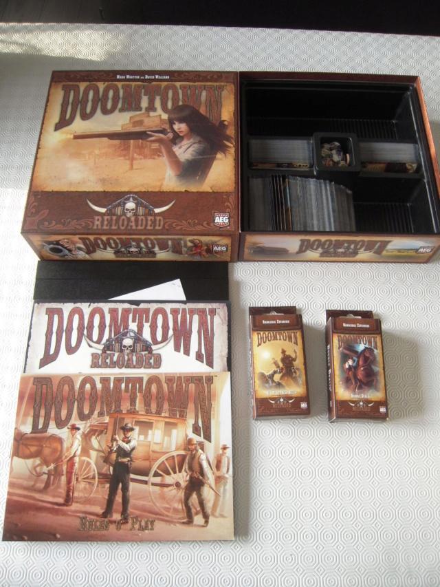 [VENTE/ECHANGE] DMH, Dracula's America, GW AoS, Rum & Bones, Dust, Briskars, Warmachine, Mutant Chronicles, Heroclix, Doomtown etc... Doomto10