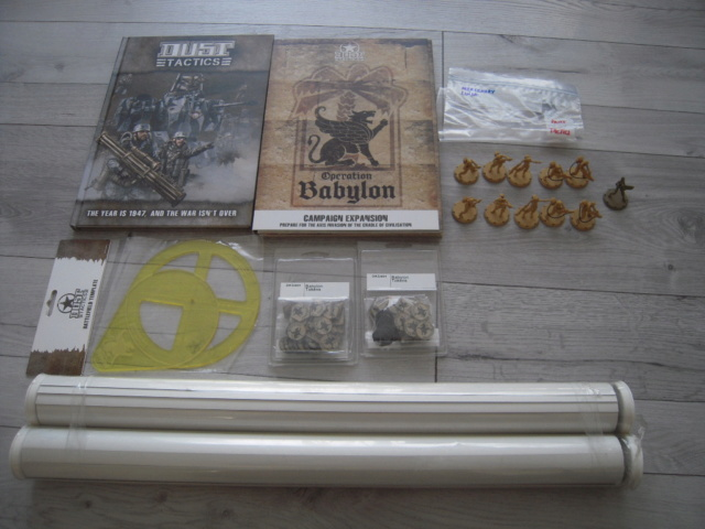 [VENTE/ECHANGE] DMH, Dracula's America, GW AoS, Rum & Bones, Dust, Briskars, Warmachine, Mutant Chronicles, Heroclix, Doomtown etc... Dscn0012
