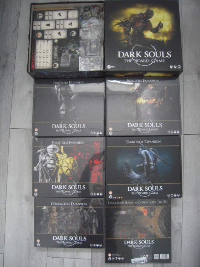 [VENTE/ECHANGE] A Song Of Ice & Fire, Bolt Action, AOS, Kill Team, 40k, Blood Bowl, Necromunda, Batman, Dark Souls, Wrath of King, Malifaux, Heroclix, Dead Man's Hand, Dracula's America...  Dscn0025