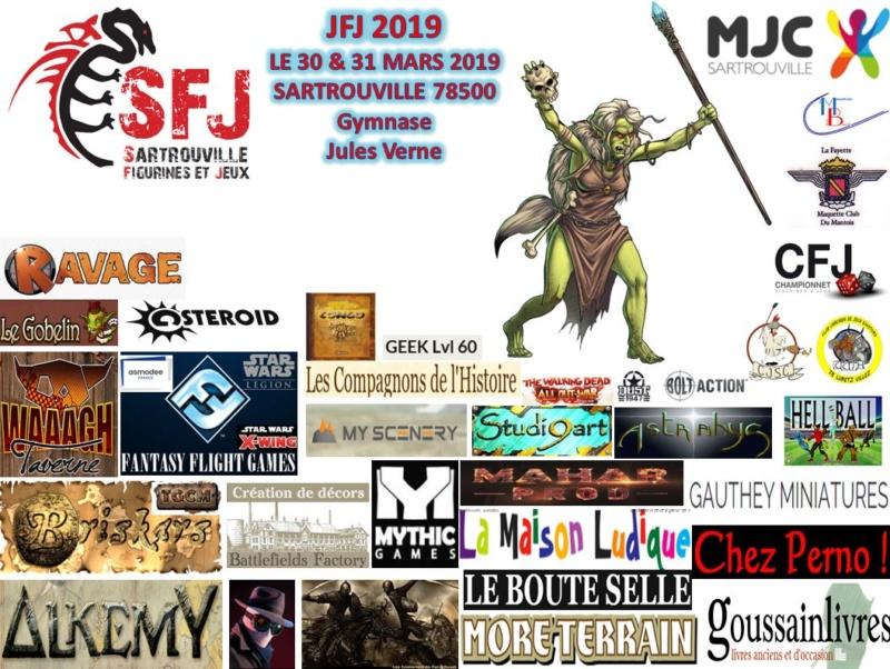 [Région Parisienne] JFJ 2019 la 13ème !! Sartrouville !! 78 !! 30 & 31 Mars 2019 Jfj_2011