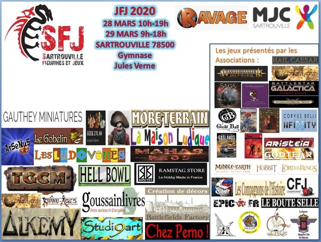[Région Parisienne] JFJ 2020 la 14ème !! Sartrouville !! 78 !! 28 & 29 Mars 2020 Jfj_2018
