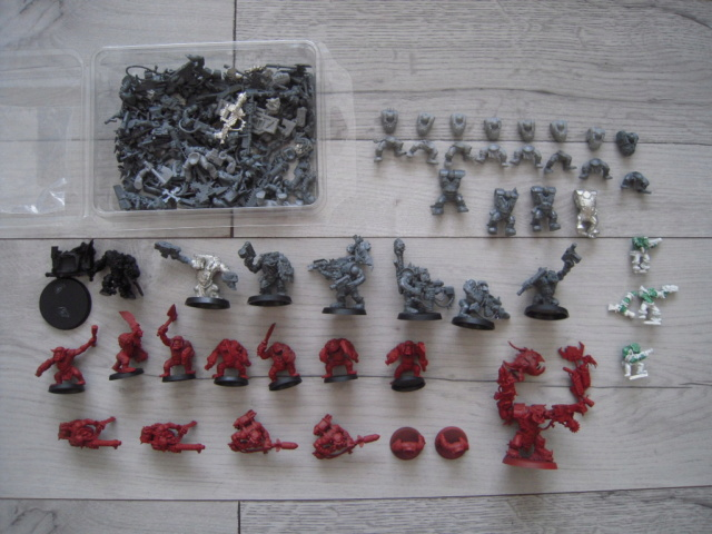 [VENTE/ECHANGE] A Song Of Ice & Fire, Bolt Action, AOS, Kill Team, 40k, Blood Bowl, Necromunda, Batman, Dark Souls, Wrath of King, Malifaux, Heroclix, Dead Man's Hand, Dracula's America...  Kill_t12