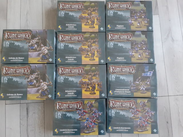 [VENTE/ECHANGE] Necromunda, 40k, AOS, Blood Bowl, Runewars, Malifaux, Battle System, DMH, Wrath of Kings, DC, etc... Runewa13
