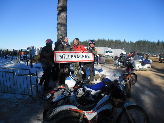 Raz le bol ....(week end en Limousin) Millev12