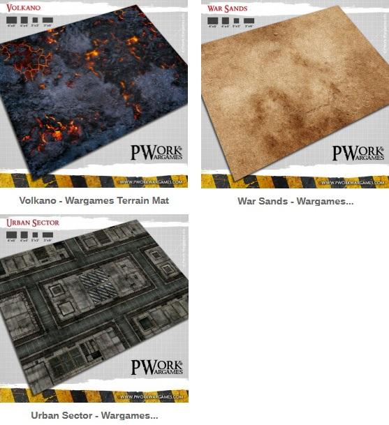 Commande tapis PWork Wargames (Warhammer) Terrai10