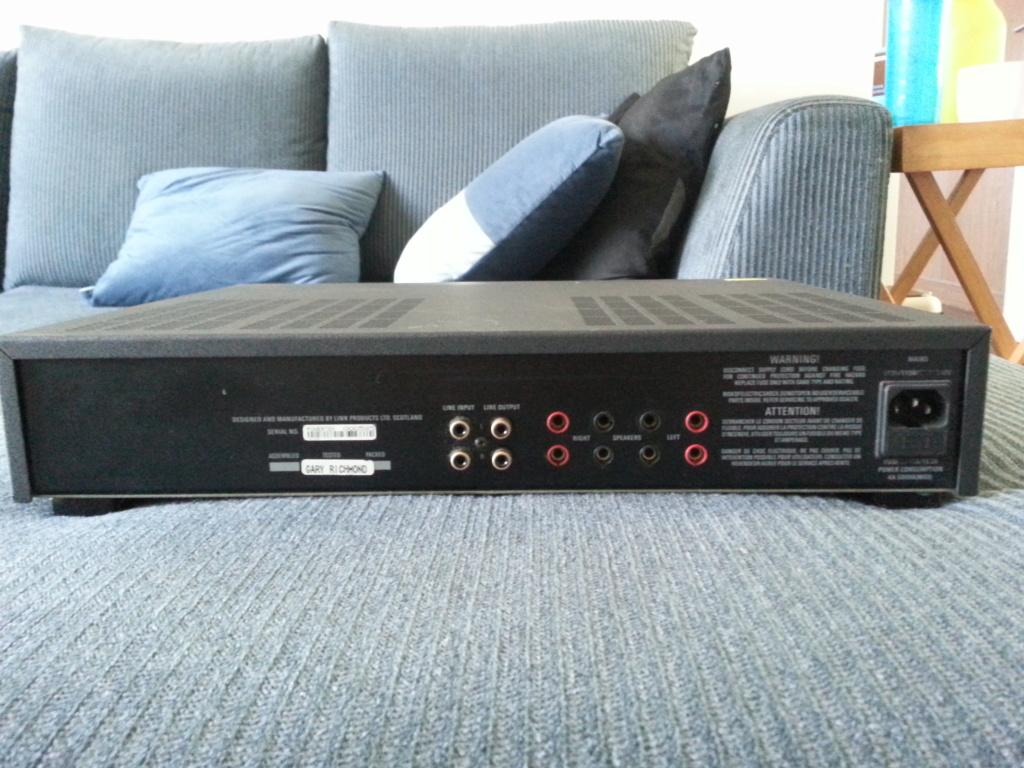 Linn Stereo Power Amplifier Linn_p14