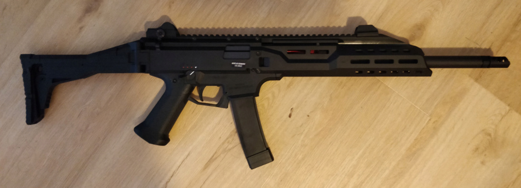 ASG Scorpion EVO 3A1 - Carbine  Comple10