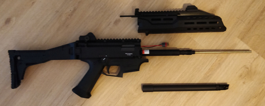 ASG Scorpion EVO 3A1 - Carbine  Demont10