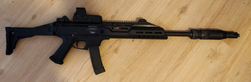ASG Scorpion EVO 3A1 - Carbine  Folie10