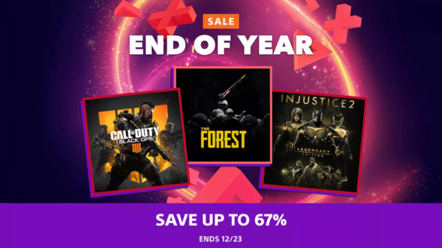 ps4 - PlayStation News: Save Big With Sony's End of Year Sale! Eoy-sa10