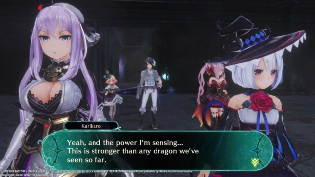 Review: Dragon Star Varnir (PS4 Retail) Giant-10