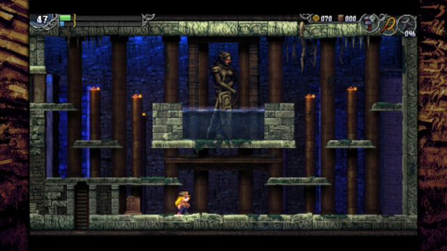 MetroidVania - Review: La-Mulana 2 (PS4 PSN) Large_30