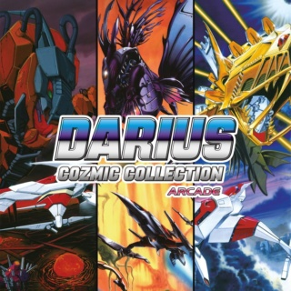 News: Darius Cozmic Collections Are Switch And PS4 Bound Next Week! Phhfr710