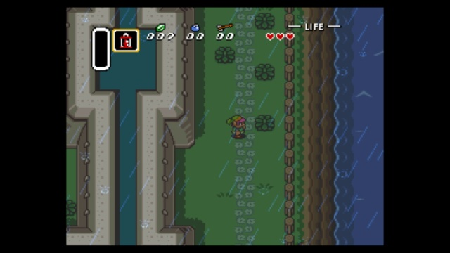 Action - Review: The Legend of Zelda ~ A Link To The Past (Wii U VC) Wiiu_s13