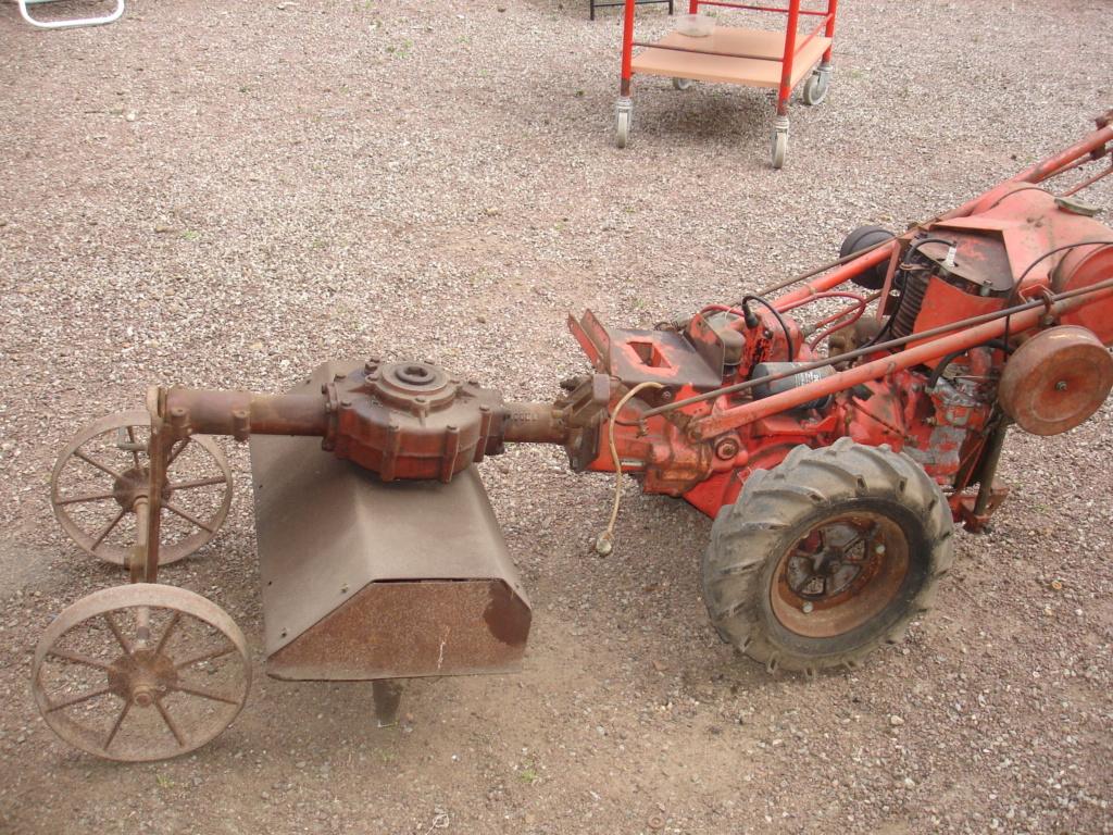 gravely - GRAVELY une machine d'antan remise en service Dsc06019