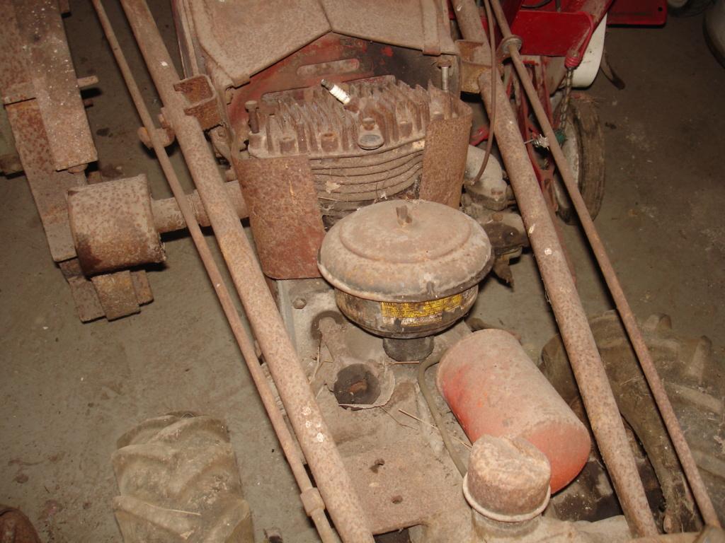 gravely - GRAVELY une machine d'antan remise en service Dsc06030