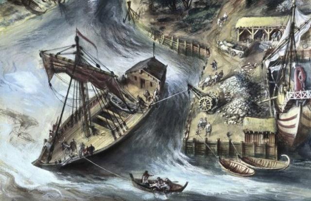 Quête d'une origine antérieure à la guerre des Gaules Menapi13